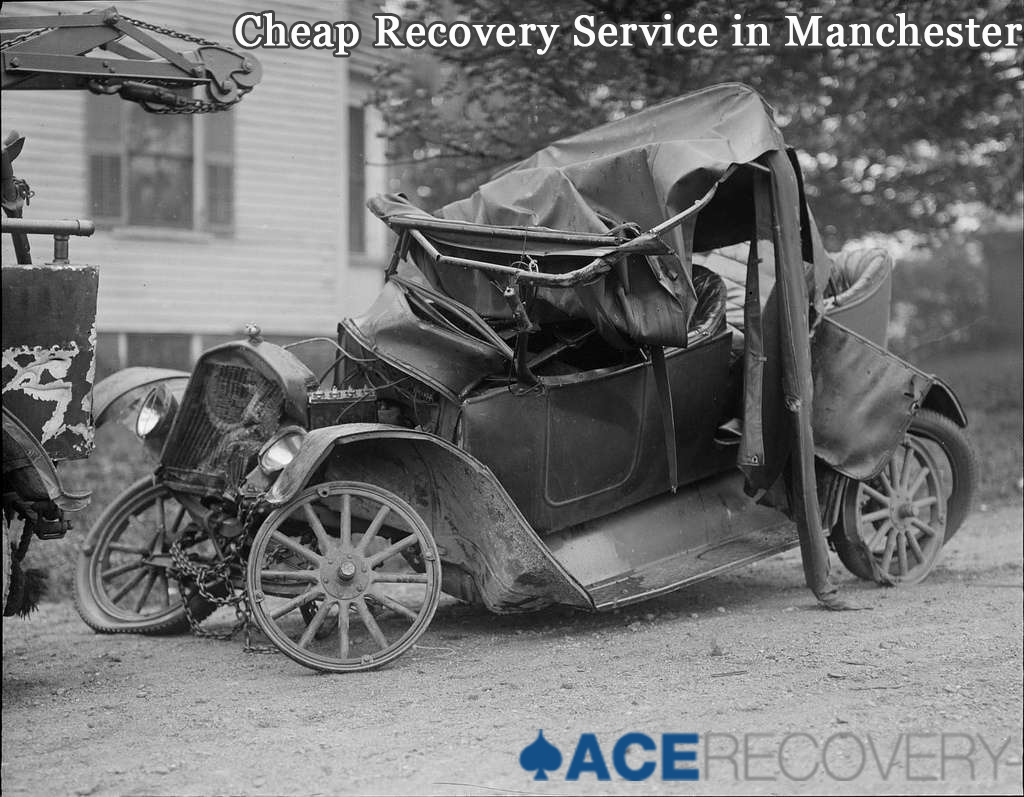 Cheap Car Breakdown Recovery Service in Manchester