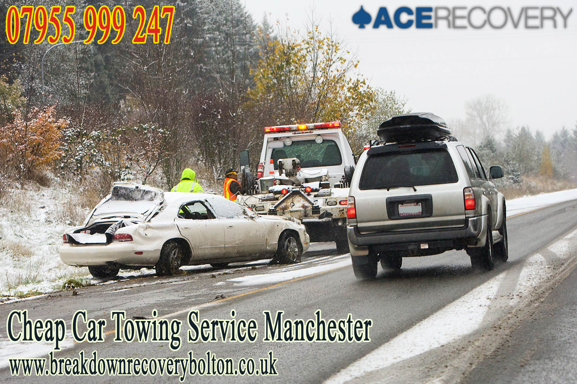 Cheap Recovery Service Manchester
