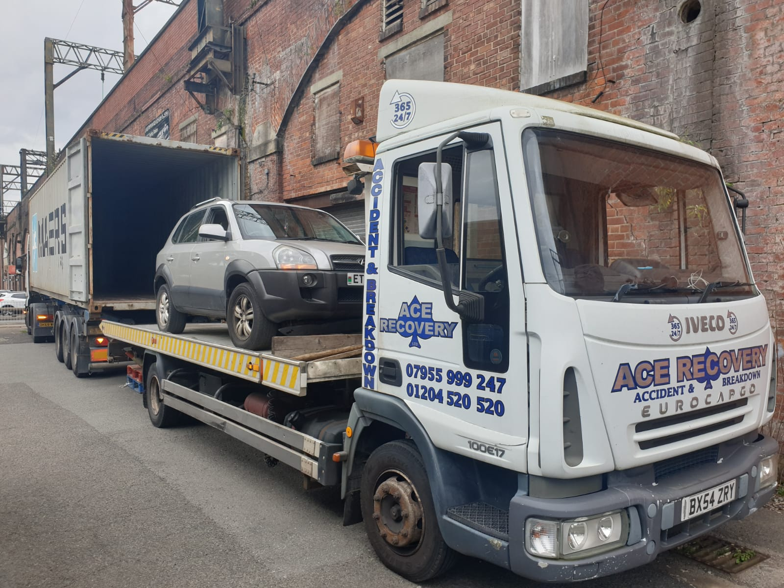 Car Transportation Bolton